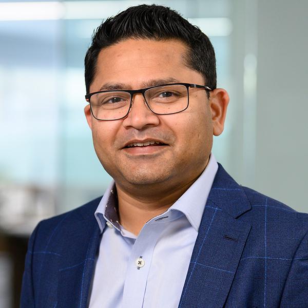 Vikas Sharma, Ph.D.